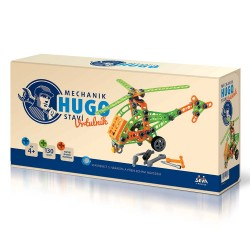 HUGO - Vrtulník