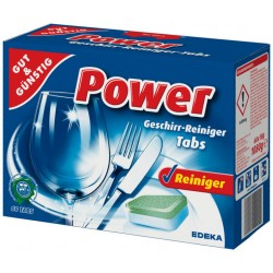 G&G POWER TABLETY DO MYČKY...