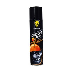 Cockpit spray Pomeranč 400 ml
