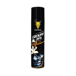 Cockpit spray vanilka 400 ml