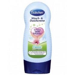 Bübchen mycí a sprchový gel...
