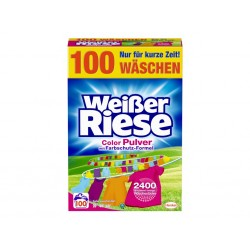 Weisser Riese color prášek...