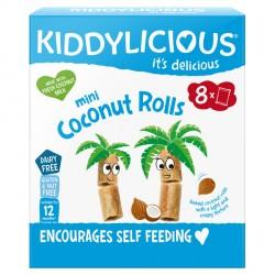 kokosové trubičky kokosové...